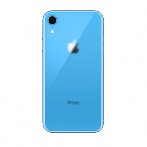 iphone xr chasis blue - bfix.co.uk